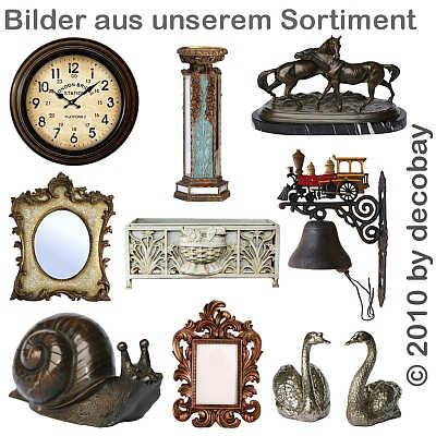 Dekoratives Bronze Figuren Skulpturen Spardosen Statuen